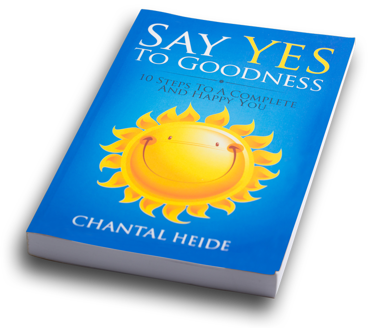 Book Say Yes to Goodness